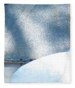 Tight Lipped Fleece Blanket