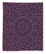 Tile Mosaic-142 Fleece Blanket