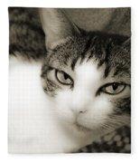 Tilly Little Miss Attitude Fleece Blanket