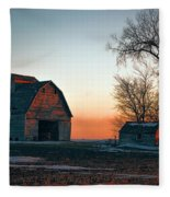 Timber Avenue Crib 3 Fleece Blanket