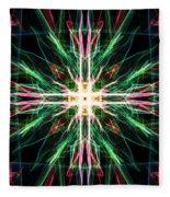 Time Portal Fleece Blanket