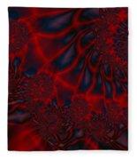 Time Slide Fleece Blanket