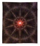 Time Travel Fleece Blanket