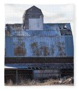 Tin Grainery Fleece Blanket