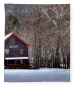 Tinglers Mill Paint Bank Fleece Blanket