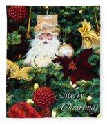 Tis The Season - Seasonal Art Fleece Blanket