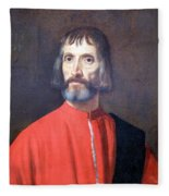 Titian's Andrea Dei Franceschi Fleece Blanket