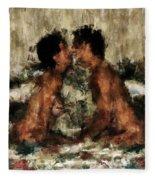 Together Fleece Blanket