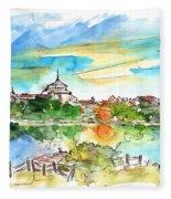 Toledo 03 Fleece Blanket