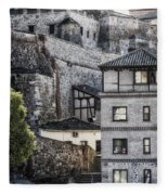 Toledo Hillside Fleece Blanket