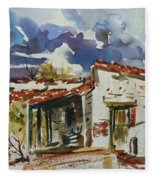 Tom Sparacino - Our Art Instructor Fleece Blanket