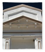 Tombstone Courthouse Fleece Blanket