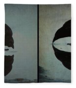 Too Much Self Reflection Can Lead To Narcissism Fleece Blanket