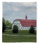 Top Notch Classic Barn Fleece Blanket