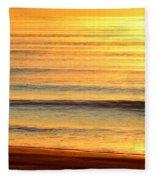 Topsail Golden Mist Fleece Blanket