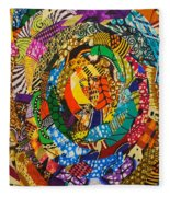 Tor Fleece Blanket