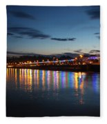 Torbay Nights Fleece Blanket