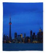 Toronto Blues... Fleece Blanket
