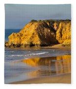 Torquay Surf Beach Australia Fleece Blanket