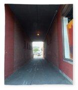 Torrington Passageway 1 Fleece Blanket