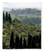 Toscana Fleece Blanket