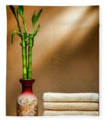 Towels And Bamboo Fleece Blanket
