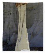 Tower Of Silence 1 Fleece Blanket