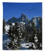 Towering Above Lies The Grand Fleece Blanket
