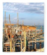 Trabocco 2 Fleece Blanket