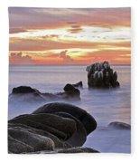 Tranquil  Fleece Blanket