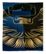 Trans Am Eagle Fleece Blanket
