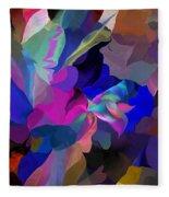 Transcendental Altered States Fleece Blanket