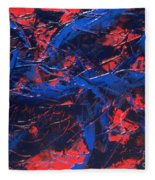 Transitions Iv Fleece Blanket