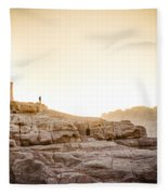 Traveler Fleece Blanket