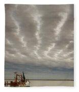Trawler 2am-109703 Fleece Blanket