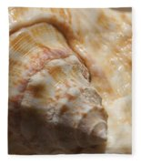 Treasures Of The Ocean 2 Fleece Blanket