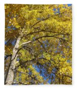 Tree 4 Fleece Blanket