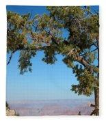 Tree Arch Fleece Blanket