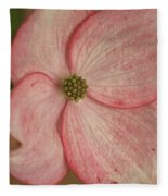 Tree Flower Fleece Blanket