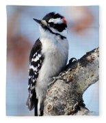 Tree Huggin' Nut Lover Fleece Blanket