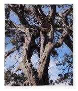 Tree Of Hope Fleece Blanket
