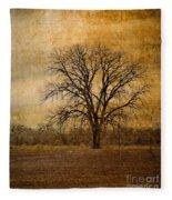 Tree Spirit Fleece Blanket