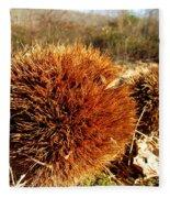 Tree Urchin Fleece Blanket