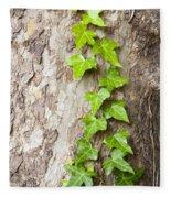 Tree Vine Fleece Blanket