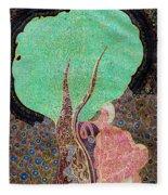 Tree With Magic Fleece Blanket
