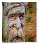 Treebeard Fleece Blanket