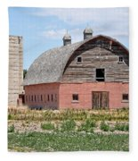 Tremonton Barn Fleece Blanket