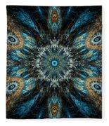 Tribal Fleece Blanket