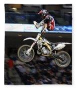 Trick Rider Fleece Blanket