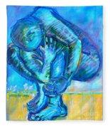Trilogy - N My Soul 1 Fleece Blanket